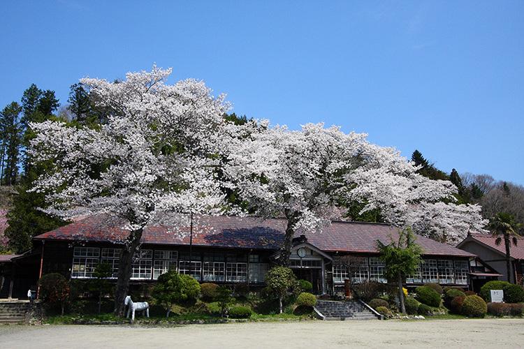 旧上岡小学校
