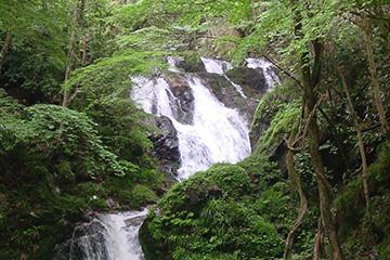 横川の下滝